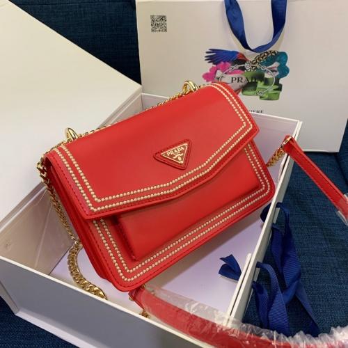Prada AAA Quality Messeger Bags #785037