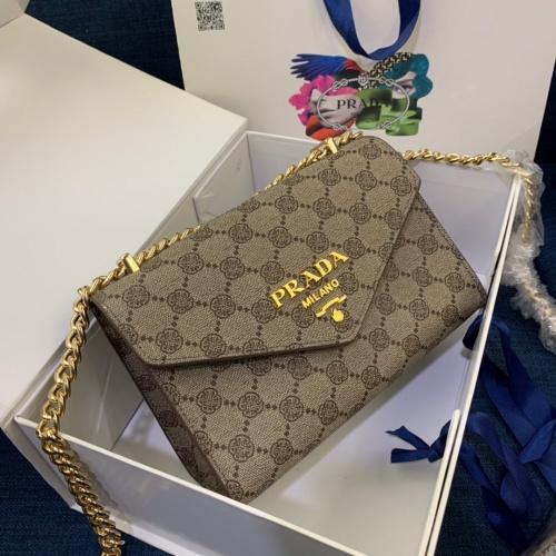 Prada AAA Quality Messeger Bags #785038
