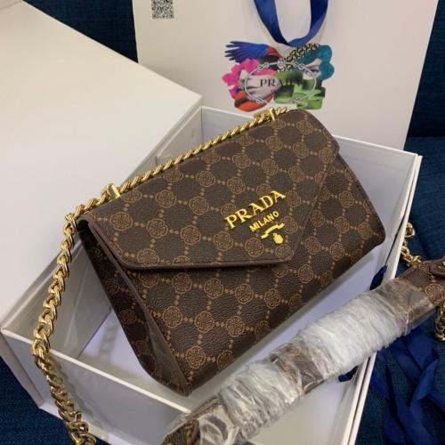 Prada AAA Quality Messeger Bags #785039