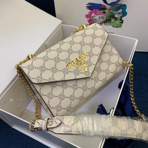 Prada AAA Quality Messeger Bags #785040