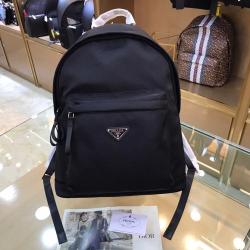 Prada AAA Backpacks #785063