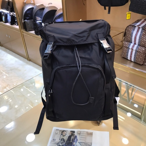 Prada AAA Backpacks #785064