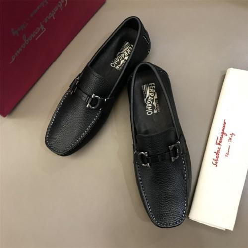 Ferragamo Salvatore FS Casual Shoes For Men #785152