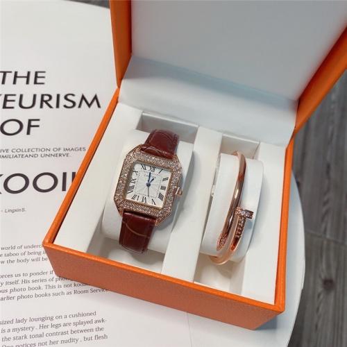 Cartier Watches For Women #785248 $31.04, Wholesale Replica Cartier Watches