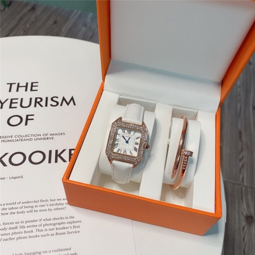 Cartier Watches For Women #785250 $31.04, Wholesale Replica Cartier Watches