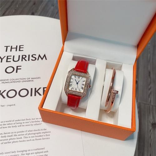 Cartier Watches For Women #785251 $31.04, Wholesale Replica Cartier Watches