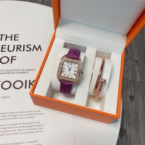 Cartier Watches For Women #785253 $31.04, Wholesale Replica Cartier Watches