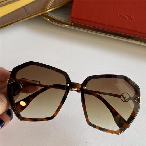 Fendi AAA Quality Sunglasses #785266