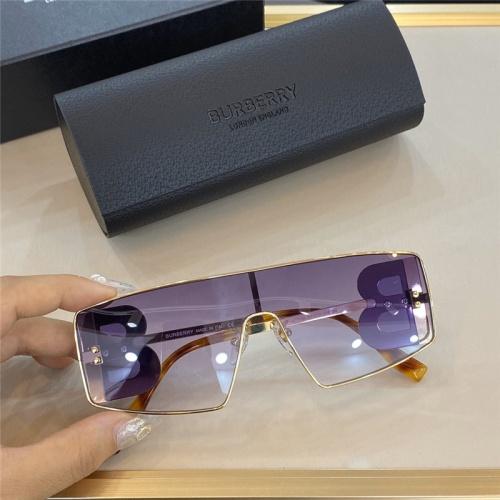 Burberry AAA Quality Sunglasses #785284