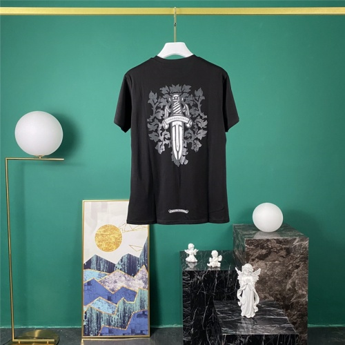 Chrome Hearts T-Shrits Short Sleeved O-Neck For Men #785305