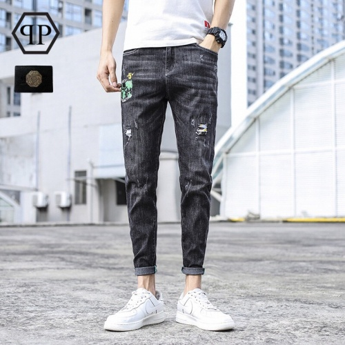 Philipp Plein PP Jeans Trousers For Men #785341