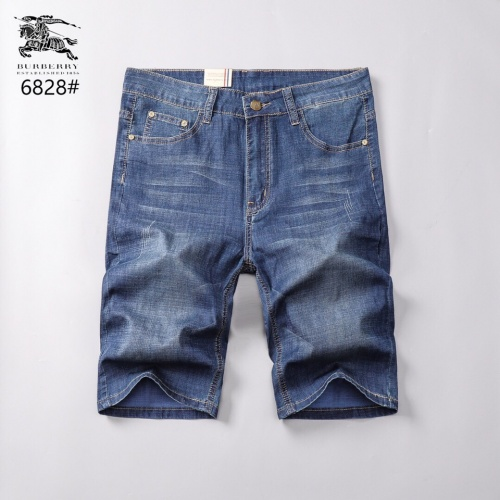 Burberry Jeans Shorts For Men #785372 $32.98 USD, Wholesale Replica Burberry Jeans