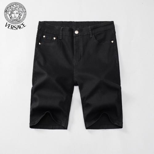 Versace Jeans Shorts For Men #785373 $32.98, Wholesale Replica Versace Jeans