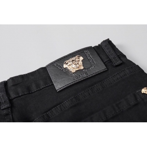 Replica Versace Jeans Shorts For Men #785373 $32.98 USD for Wholesale