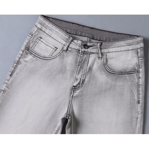 Replica Versace Jeans Shorts For Men #785382 $36.86 USD for Wholesale
