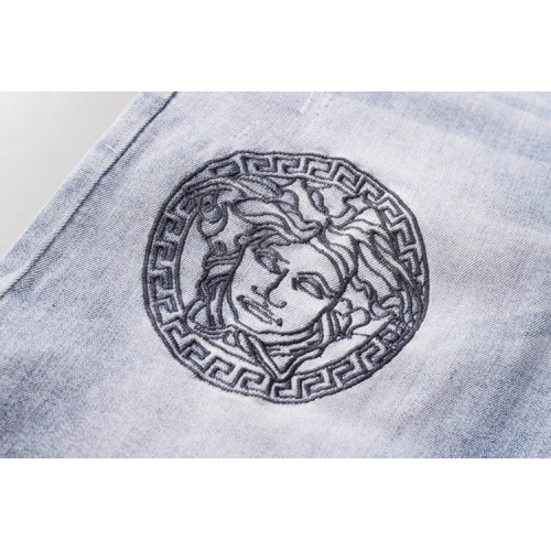 Replica Versace Jeans Shorts For Men #785384 $38.80 USD for Wholesale