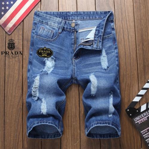 Prada Jeans Shorts For Men #785388