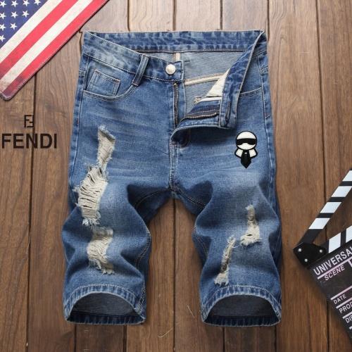 Fendi Jeans Shorts For Men #785391