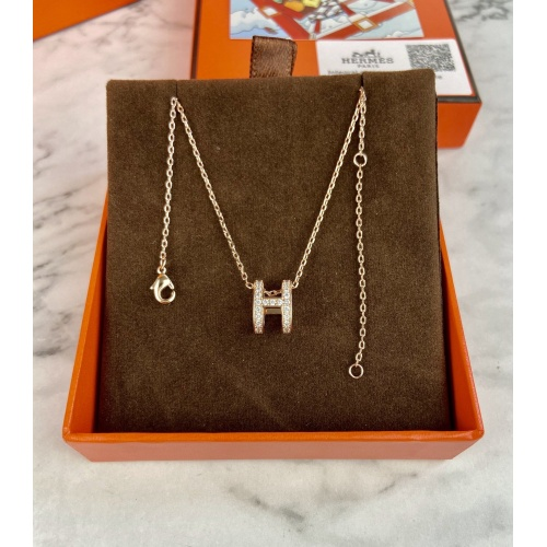 Hermes Necklace #785404