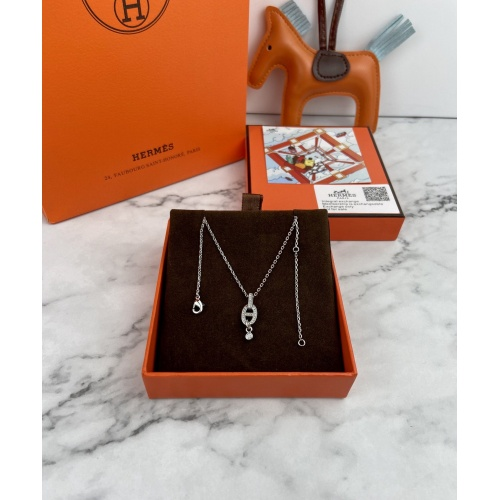 Hermes Necklace #785407