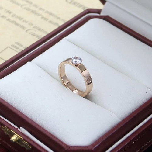 Cartier Rings #785415