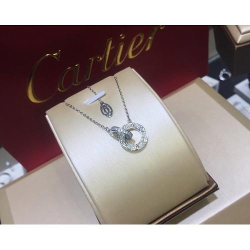 Cartier Necklaces #785434 $31.04 USD, Wholesale Replica Cartier Necklaces