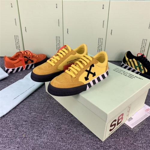 Off-White Casual Shoes For Men #785483
