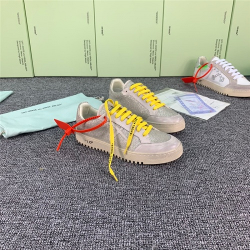 Off-White Casual Shoes For Women #785497