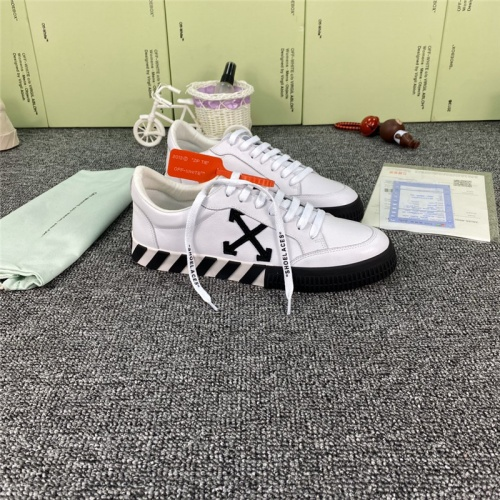 Off-White Casual Shoes For Men #785507 $86.33 USD, Wholesale Replica Off-White Casual Shoes