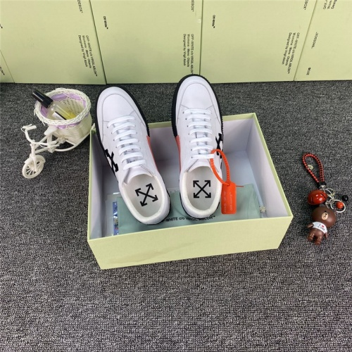 Replica Off-White Casual Shoes For Men #785507 $86.33 USD for Wholesale