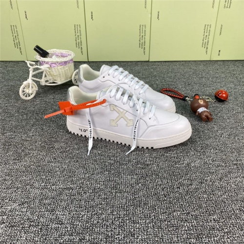 Off-White Casual Shoes For Women #785508