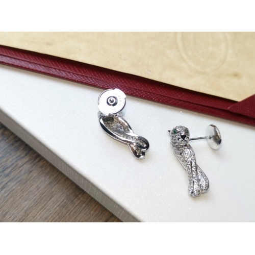 Cartier Earring #785566 $36.86 USD, Wholesale Replica Cartier Earring