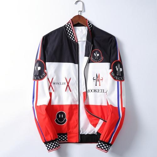 Moncler Jackets Long Sleeved Zipper For Men #785584