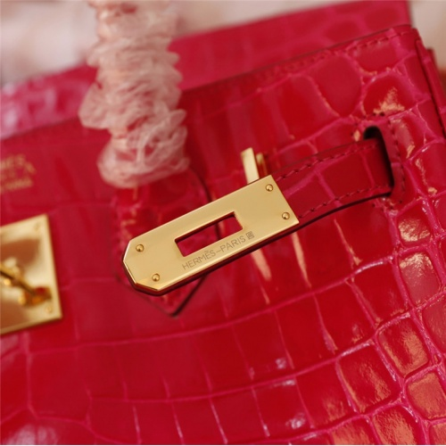 Replica Hermes AAA Quality Handbags For Women #785928 $97.97 USD for Wholesale