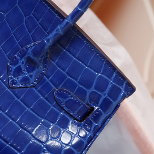 Replica Hermes AAA Quality Handbags For Women #785952 $109.61 USD for Wholesale