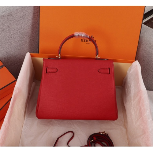 Replica Hermes AAA Quality Handbags For Women #785956 $86.33 USD for Wholesale