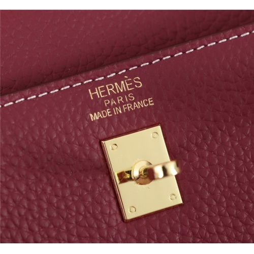 Replica Hermes AAA Quality Handbags For Women #785958 $86.33 USD for Wholesale