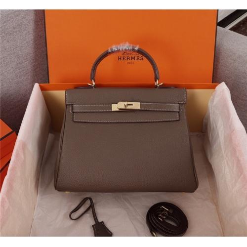 Hermes AAA Quality Handbags For Women #785961 $86.33, Wholesale Replica Hermes AAA Quality Handbags