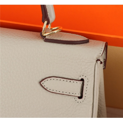 Replica Hermes AAA Quality Handbags For Women #785965 $86.33 USD for Wholesale