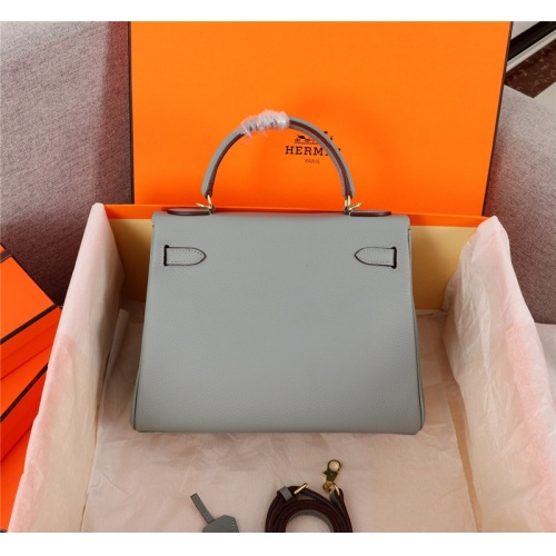 Replica Hermes AAA Quality Handbags For Women #785966 $86.33 USD for Wholesale