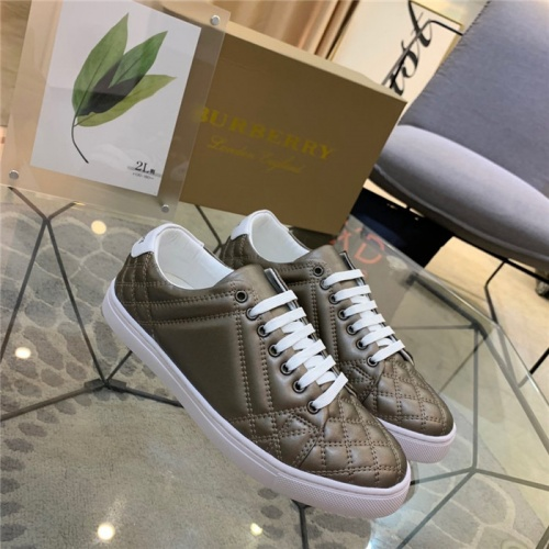 Burberry Casual Shoes For Men #785970