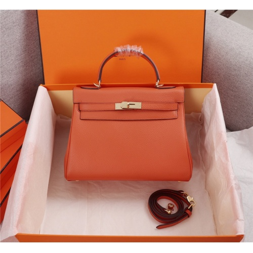 Hermes AAA Quality Handbags For Women #785973