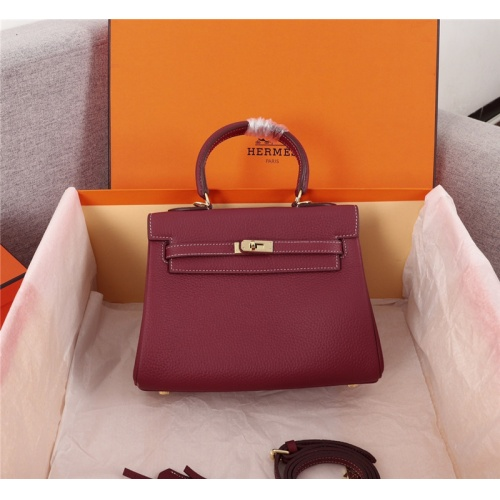 Hermes AAA Quality Handbags For Women #785975
