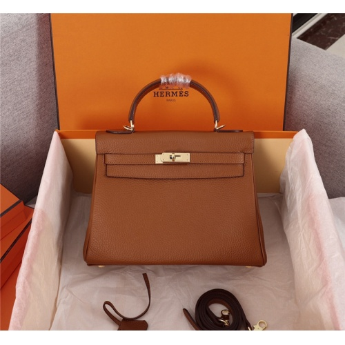 Hermes AAA Quality Handbags For Women #785976