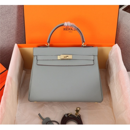 Hermes AAA Quality Handbags For Women #785981
