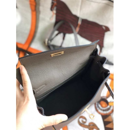 Replica Hermes AAA Quality Backpacks For Women #785987 $109.61 USD for Wholesale