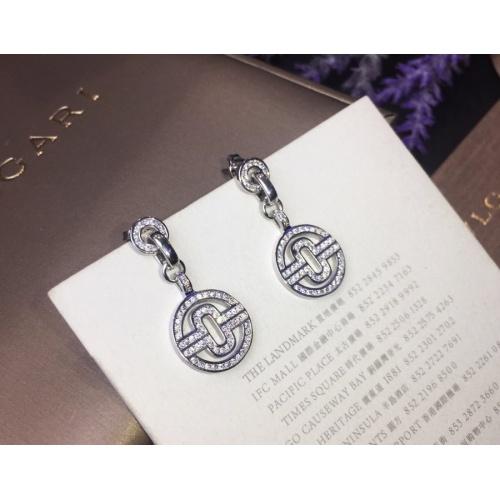 Bvlgari Earrings #786068 $32.98 USD, Wholesale Replica Bvlgari Earrings