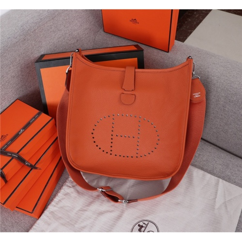 Hermes AAA Quality Messenger Bags For Women #786086 $99.91 USD, Wholesale Replica Hermes AAA Quality Messenger Bags