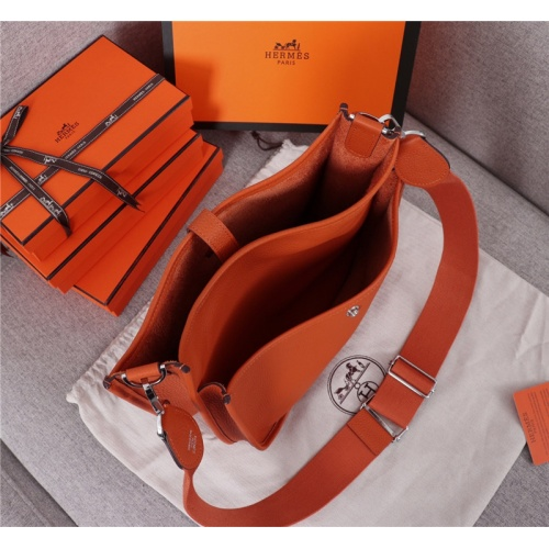 Replica Hermes AAA Quality Messenger Bags For Women #786086 $99.91 USD for Wholesale