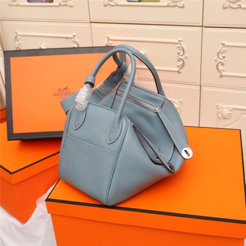 Replica Hermes AAA Quality Handbags For Women #786106 $102.82 USD for Wholesale